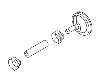 478-814 Fuel Pump Membrane Damper Webasto Repair Part