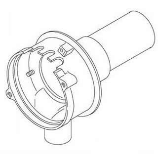 1322847A Combustion Tube Webasto Thermo 90 / Thermo 90S
