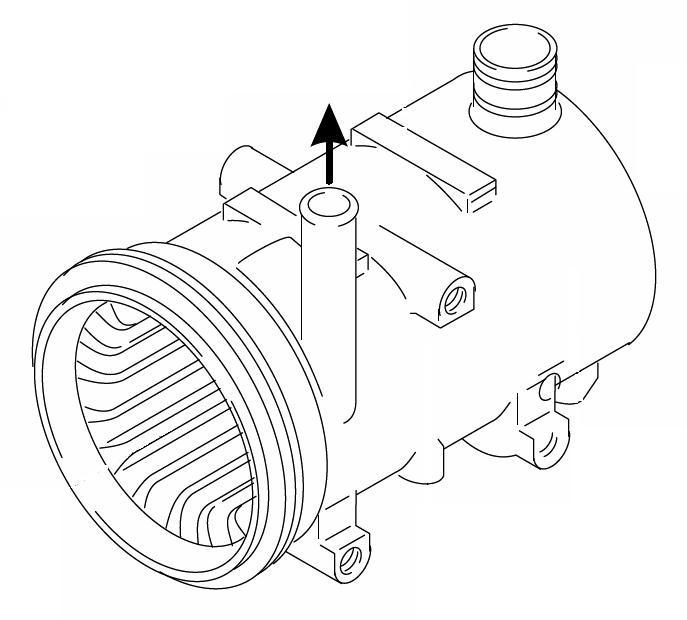 862-44B Heat Exchanger Webasto Thermo 90 / Thermo 90S