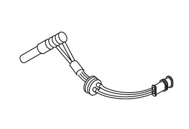 1322420A 12 Volt Glow Pin Webasto Air Top 2000ST Repair Part