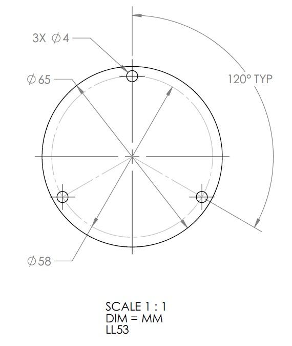 LLB-53BA-81-00 Masthead/Anchor & Strobe LED by LunaSea