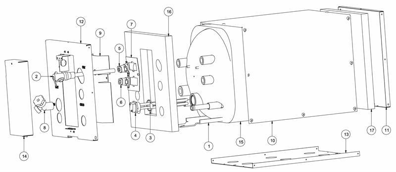 Seaward Water Heater Parts