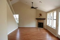 High Ceiling Living Room | SurePro Painting