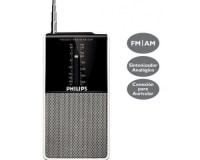 Radio personal ultraligera AM/FM