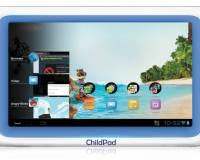 La tablet ARNOVA de 7 pulgadas (unos 18cm) está diseñada específicamente para niños y cuenta con la última versión de Android 4.0
