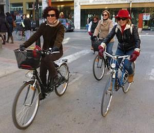 Uno de cada tres usuarios ha tenido un accidente con la bicicleta.