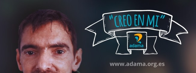 «Creo en mí» el primer paso en la ONG ADAMA