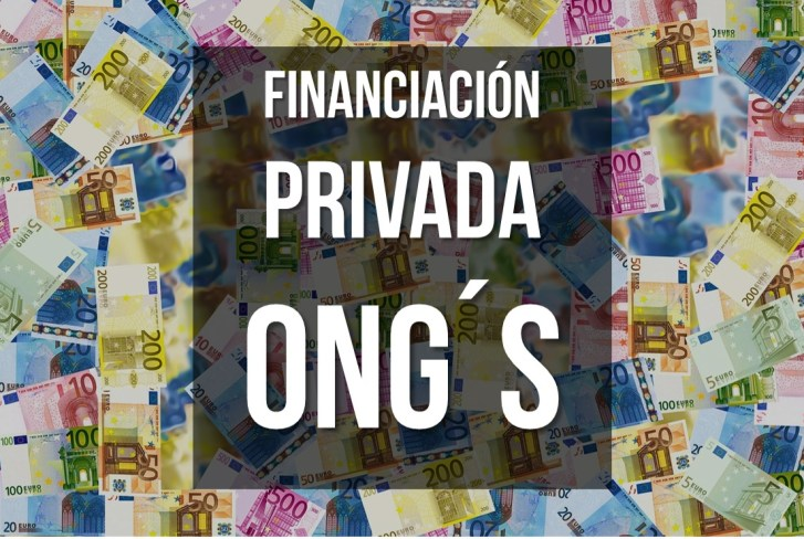 Consiguiendo fuentes de financiación privada para ONGs