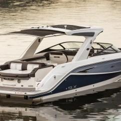 Sea Ray Warranty Holden Vt Wiring Diagram New 2016 310 Slx With Shade Option Sureshade