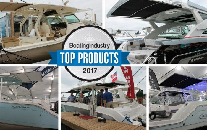 top products boating