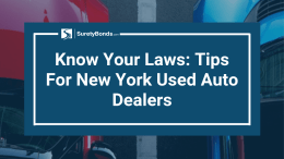 Tips for New York Used Auto Dealers