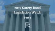 surety bond legislation