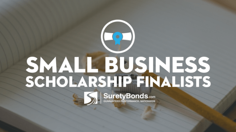 small business scholarship