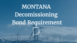 montana wind generation facility