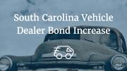 recreational vehicle dealer bond increase