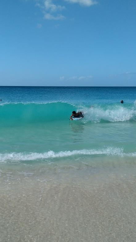 mullet bay surf photo