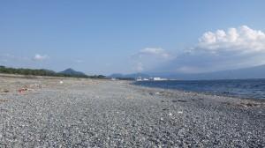 千本浜海岸
