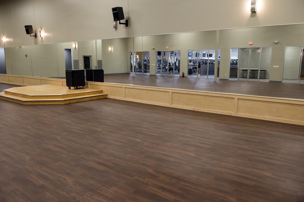 Exercise Room Flooring