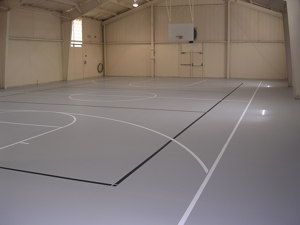 ElastoFloor RollPour Multipurpose Flooring  Surface America