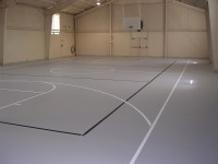 ElastoFloor Roll-Pour Multipurpose Flooring | Surface America