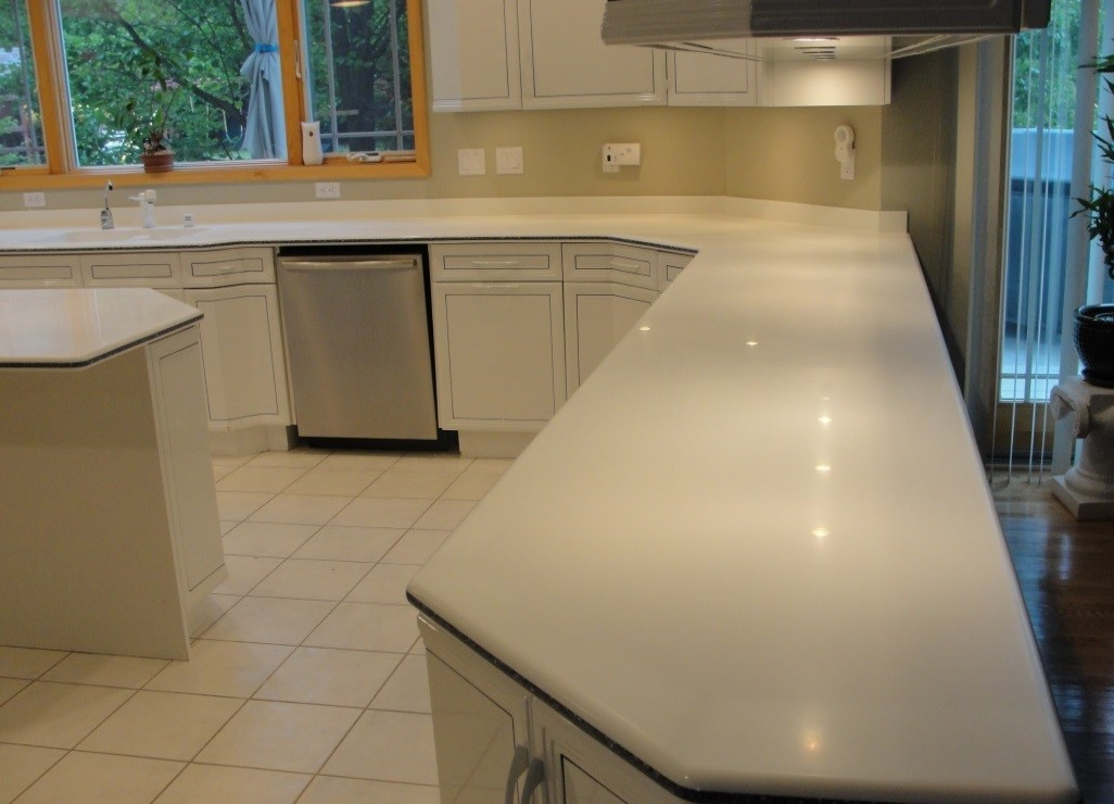 Corian, Solid Surface Countertop, Solid Surface Scratches, Corian Scratch  Remover, Corian Scratch