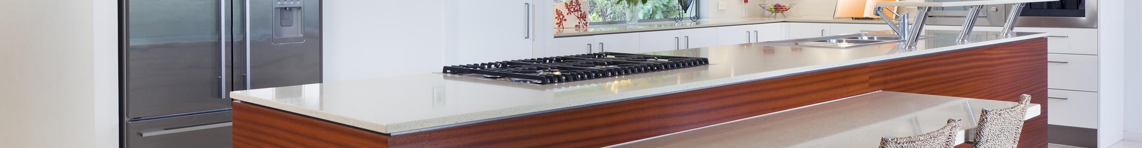 Residential; Countertop Repair and Refinish