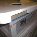 Broken Countertop, Corian, Solid Surface, Surface Link