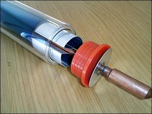 solar heat pipe
