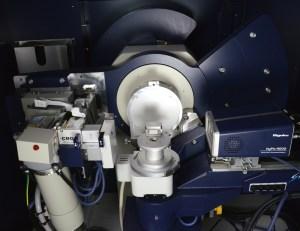 Rigaku SmartLab XRD Sample Analysis Chamber