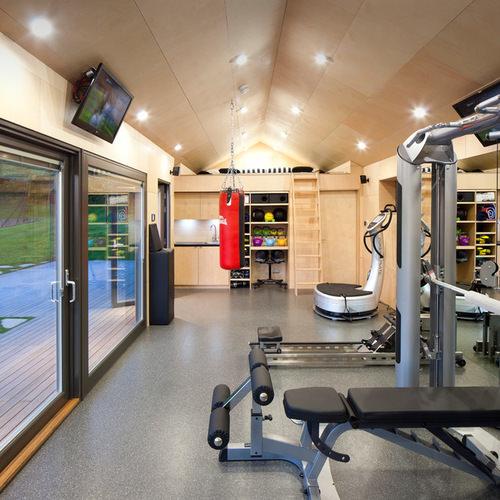 Transformer Son Garage Ou Son Sous Sol En Salle De Gym