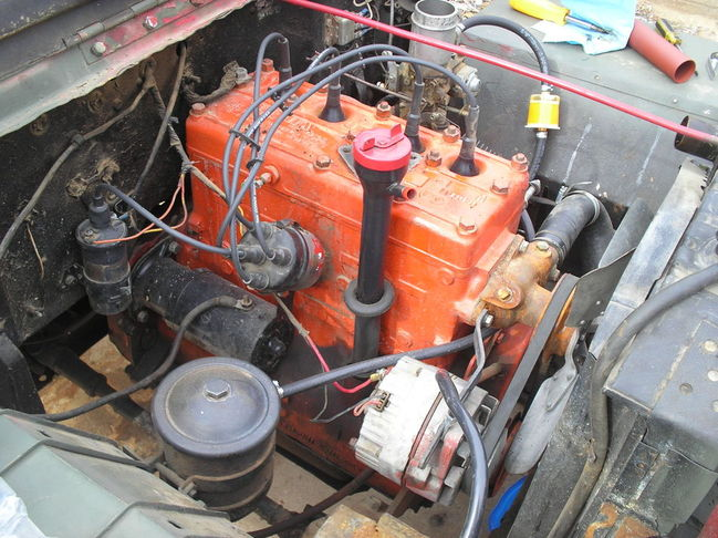 Willys Jeep Wiring Diagram On 4 Wire Ford Alternator Wiring Diagram