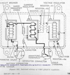 jeep voltage regulator wiring diagram bull wiring diagram for [ 912 x 892 Pixel ]
