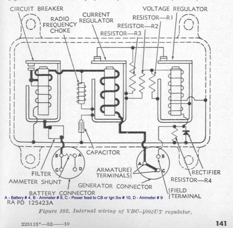 medium resolution of jeep voltage regulator wiring diagram bull wiring diagram for