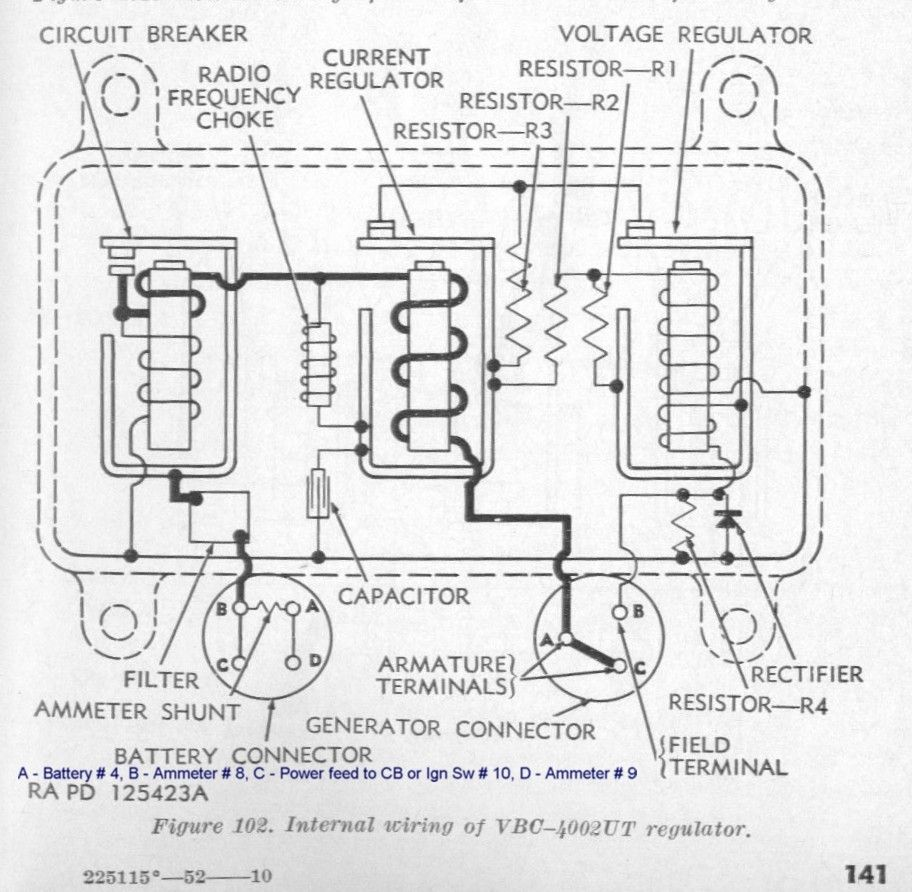 hight resolution of jeep voltage regulator wiring diagram bull wiring diagram for