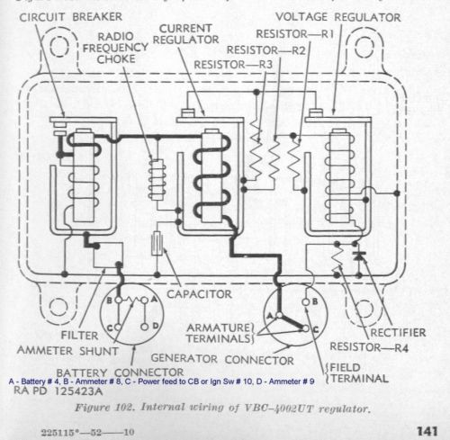 small resolution of jeep voltage regulator wiring diagram bull wiring diagram for