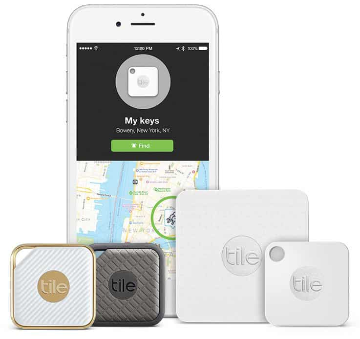 our most creative ways to use a tile bluetooth tracker