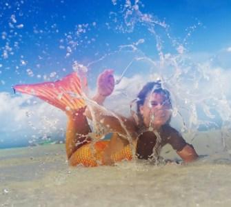 How to swim like a mermaid