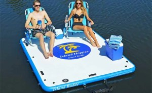 inflatable dock Choice7