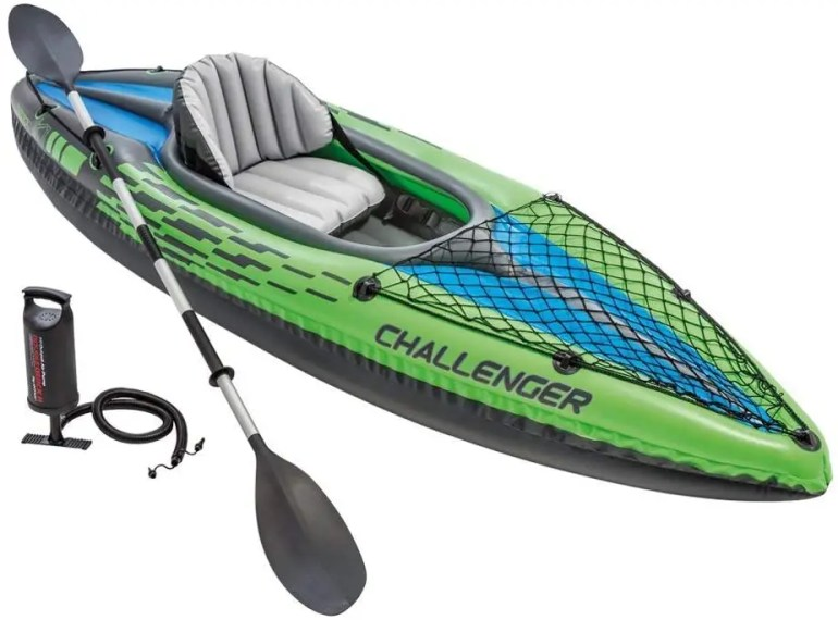 kayaks for beginners top 5