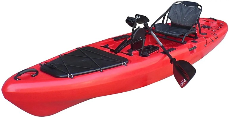 Pedal Kayaks Top 8