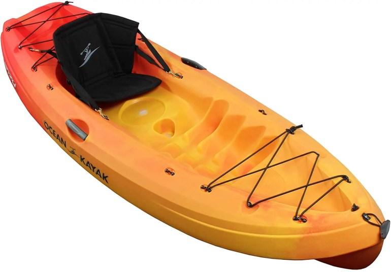 recreational kayaks top 10