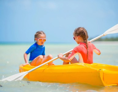 best kayaks for kids