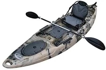 Budget Fishing Kayaks Top 6