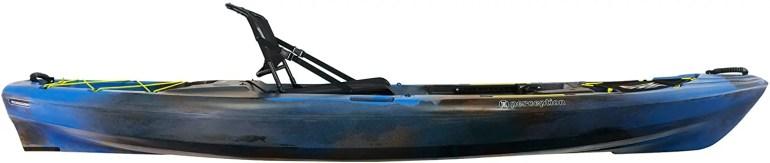 Perception Pescador Pro 10 sideview