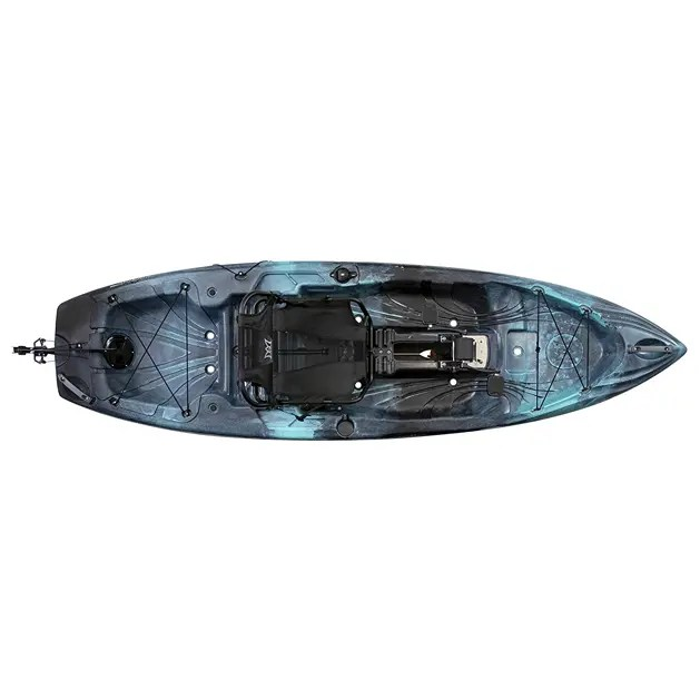 Pedal Drive and Motorized Fishing Kayaks Top 1