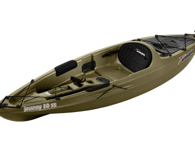 Sun Dolphin Journey 10 kayak review