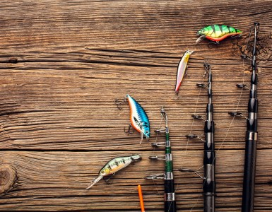 best kayak fishing rods