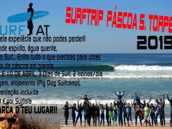 Surftrip S. Torpes  2019