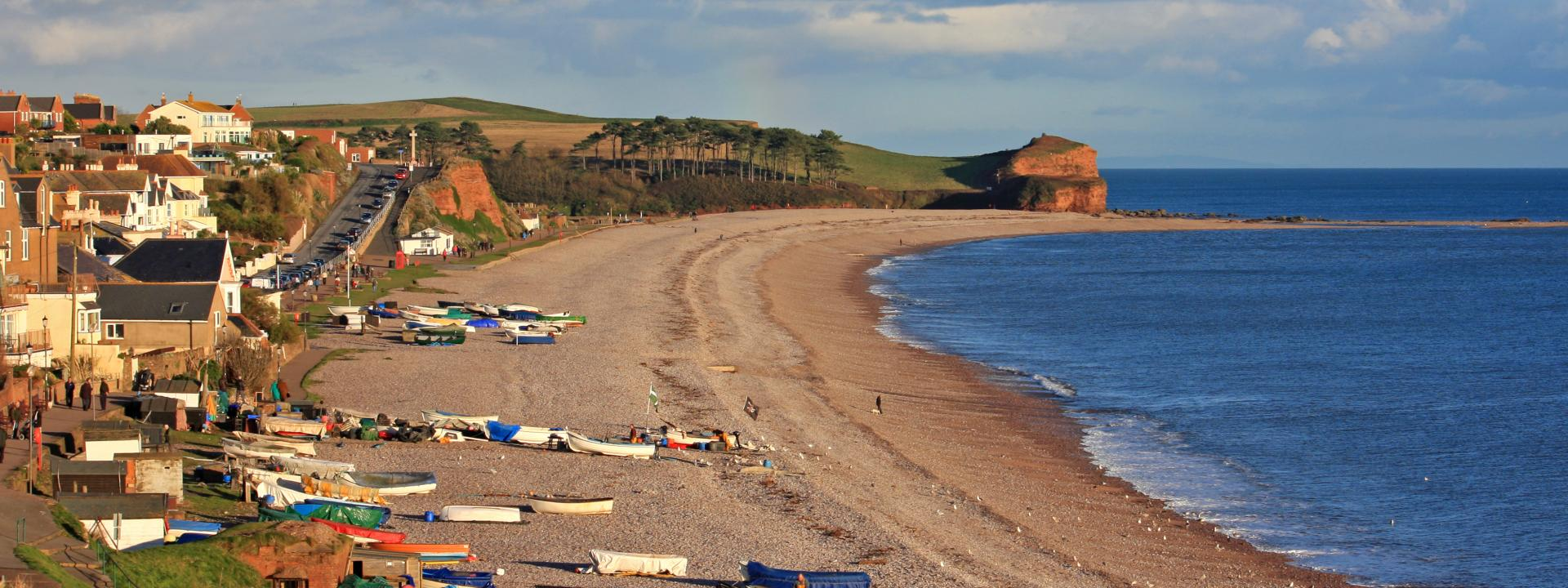 Budleigh Salterton Static Caravans For Sale And Tourist