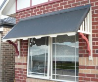 Canopy Windows & Front Door Awnings Ideas